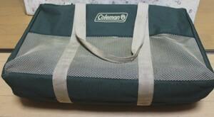ツーバーナーケース コールマン Coleman 販売終了品 413H 414 LPツーバーナー対応 保管品 状態良好