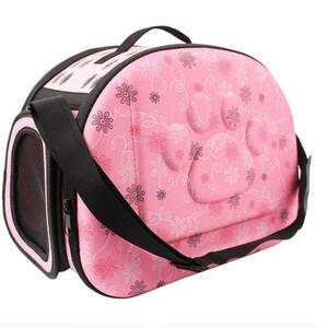 最安☆ペット キャリーバッグ 折りたたみバック ペット用品 猫用 犬用 ねこキャリーケース ペットハウス