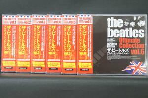 新品 送料無料 即決 ビートルズ CD 6枚セット 名曲 ロック イギリスバンド ジョンレノン ポールマッカートニー