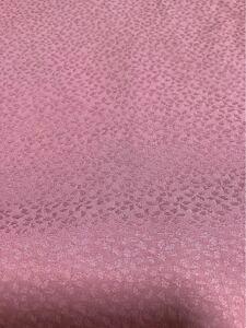 正絹 着物のハギレ 綺麗なピンク色 4枚一組