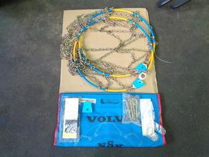 Volvo V70 latter term SB original tire chain