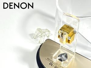 DENON DL-304 MC型 カートリッジ 針カバー/純正ケース付属 Audio Station