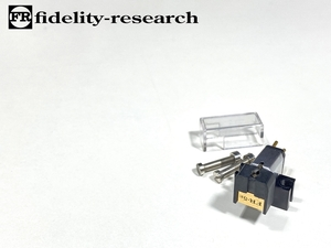 fidelity-research FR-5E MM型 カートリッジ 針カバー付属 出力良好品 Audio Station
