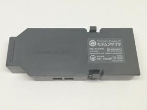 任天堂ゲームキューブ ブロードバンドモデムアダプタ