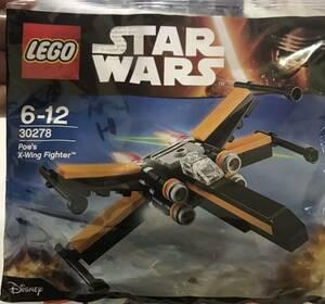 T-E011 【未開封】LEGO 30278 STAR WARS Poe's X-Wing Fighter スターウォーズ ポーのXウィング・ファイターレゴスターウォーズ