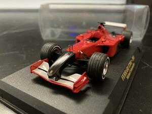 1/43 タメオ ハンドメイド完成品 フェラーリ F-2001(Ferrari F- 2001) ミハエル・シューマッハ 2001 イタリアGP 検索用 TAMEO KIT BBR