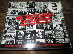 rolling stones / singles collection (MIX違い収録3枚組送料込み!!)
