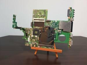 マウスコンピューター Celvo W86CU DDR3 Socket G1 MXM マザーボード 動作OK