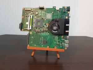 EPSON Endever A15YA ノートPC用マザーボード Socket G2 DDR3 動作OK
