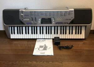 【現状品】CASIO カシオ キーボード 電子ピアノ CTK-496 ジャンク