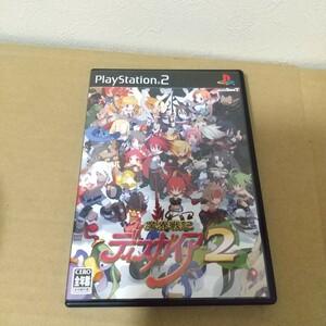 ディスガイア2 プレステ2 ps2 ゲームソフト