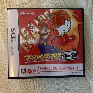 マリオバスケ3on3 ニンテンドーDS DSソフト