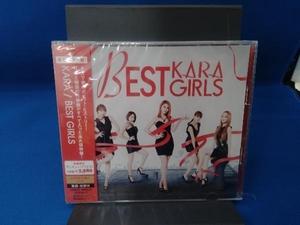 未開封 KARA CD BEST GIRLS(初回限定盤C) K-POP