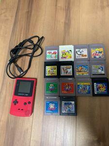ゲームボーイカラー Nintendo ソフト