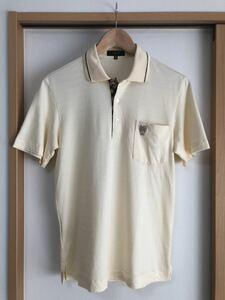 ※同梱不可 DAKS GOLF ダックス ゴルフ 半袖 ポロシャツ メンズ M 送料無料