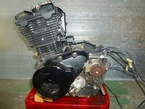 GSX-R250・GJ72A(J型)★エンジン本体・初爆確認・J703★SN1-86