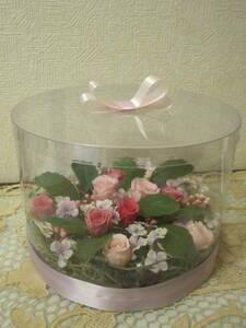 * консервированный цветок ручная работа произведение шляпа кейс . inserting . организовать *