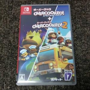 Nintendo Switch オーバークック スペシャルエディション