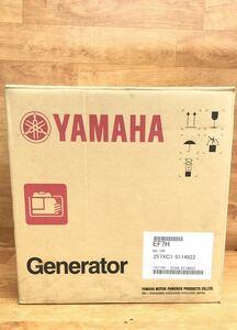新品 YAMAHA ヤマハ 4サイクルポータブル発電機 EF7H 60Hz キャンプ アウトドア 脱脂 ガソリン ヤマハ発電機 発電機