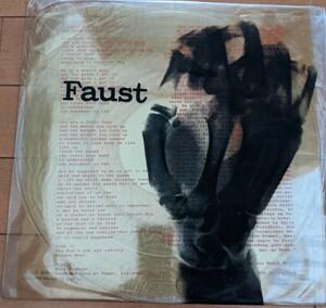 LP レコード 12inch vinyl ★ faust ★ faust