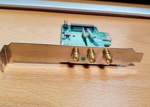 デスクトップ用無線LANカードアダプター