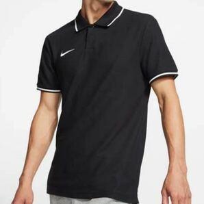 NIKE ナイキ ポロシャツ Lサイズ 黒