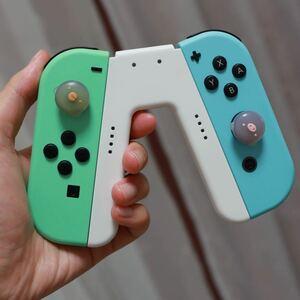 Nintendo Switch ジョイコングリップ ホワイト
