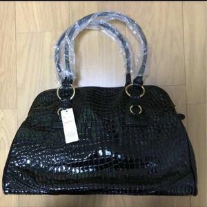新品  ハンドバッグ  タグ付き     大型ハンドバッグ  レディースバッグ