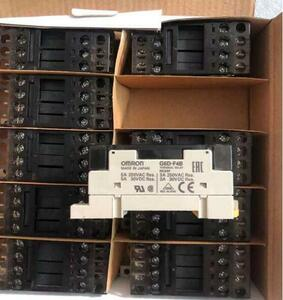 產品詳細資料,日本Yahoo代標|日本代購|日本批發-ibuy99|新品 オムロン OMRON製ターミナル リレー G6D-F4B DC24V 100個入りセット