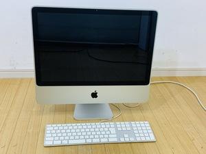 ◎名古屋市 Apple アップル iMac 一体型 20-inch Mid 2007 A1224 2GB HDD250GB Webカメラ搭載 Core 2 Duo