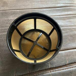 クイジナート コーヒーメーカー ゴールド フィルター