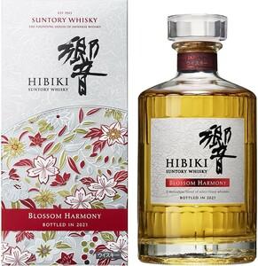 サントリー ウイスキー 響 BLOSSOM HARMONY 2021 ギフトカートン付 [日本 700ml ] サントリー