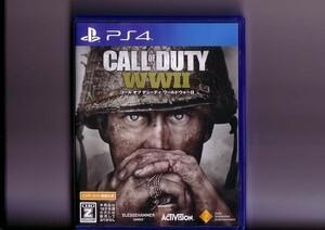PS4 コール オブ デューティ ワールドウォーII