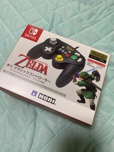 Nintendo Switch ホリクラシックコントローラー ゼルダの伝説