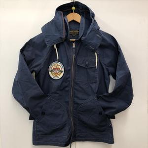 【中古】Pherrow's/フェローズ ブマリンパーカージャケット ヴィンテーッジ 米軍 海軍 ユニセックス