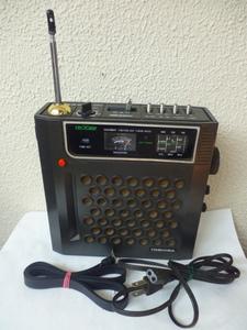 東芝 TRY-X1800 3バンドBCLラジオ RP-1800F作動ジャンク