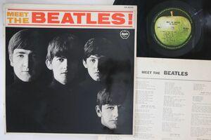 LP Beatles Meet The Beatles (- Toshiba Onkou, 1700yen AR8026 APPLE Japan /00260