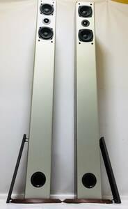 音出し確認済み SP CAV DP-10 格安トールボーイ スピーカー ホームシアター