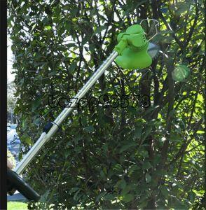充電式 草刈機 軽量 電動草刈り機 コードレス36V 多機能 伸縮角度調整 替刃付き DCモーター 芝刈り機 刈払機 草刈り機 gaco