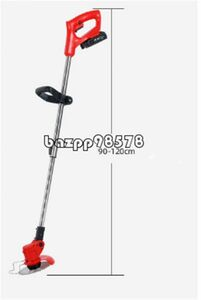 充電式 コードレス 草刈機 軽量 電動刈払機 草刈り機 36V芝刈り機 替刃 金属刃 gaco4