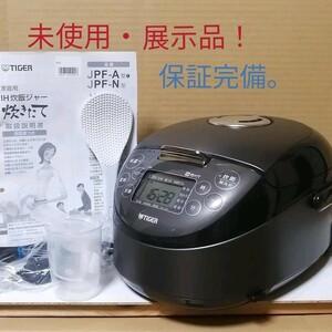 タイガー IH炊飯ジャー 3合炊き 炊きたて JPF-A550-K