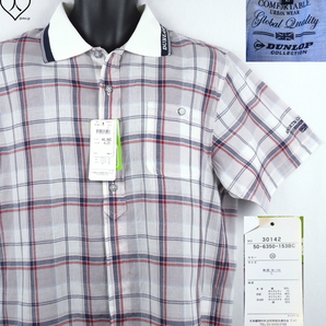 《郵送無料》■Ijinko◆新品☆ダンロップDunlop L サイズ半袖シャツ