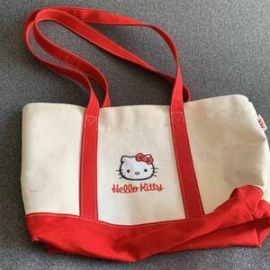 kitty トートバッグ