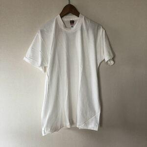 90sデッドストック FRUIT OF THE LOOM フルーツオブザルーム シングルステッチ Tシャツ USA製 MADE IN USA ONEITA HANES ANVIL