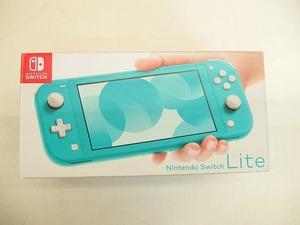 ニンテンドー Nintendo NintendoSwitchLite ターコイズ HDH-S-BAZAA