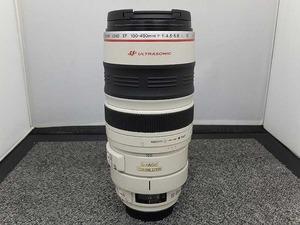 期間限定セール キヤノン Canon 【ジャンク品】 EF100-400mm F4.5-5.6L IS USM