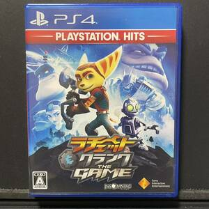 PS4ソフト ラチェット&クランクTHE GAME PlayStation HITS