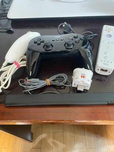 Wii リモコン ヌンチャク モーションplus クラシックコントローラープロ センサーバー