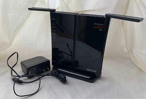 無線LANルーター 無線ルーター 無線LAN バッファロー BUFFALO Wi-Fiルーター  WZR-HP-G301NH 美品