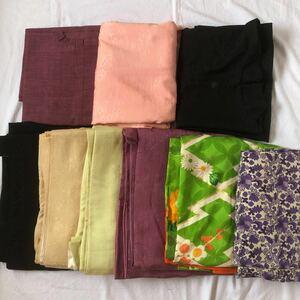 着物 羽織 リメイク用 まとめ売り (5)